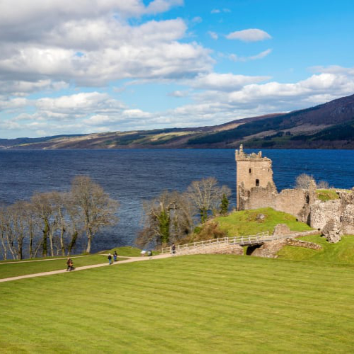 Scotline Tours Loch Ness Tour Glasgow