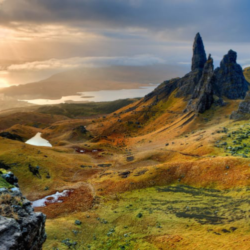 Scotline Tours Four Day Best of the Highlands Tour